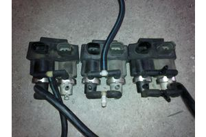 Датчики управления турбиной Audi A6