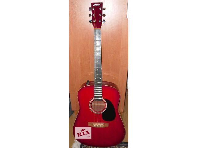 бу Электроакустическая гитара, электроакустика Legend WG - 14E SR в Харькове