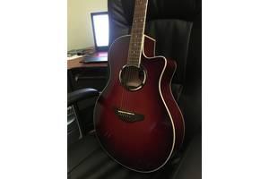 б/у Электро-акустические гитары Yamaha