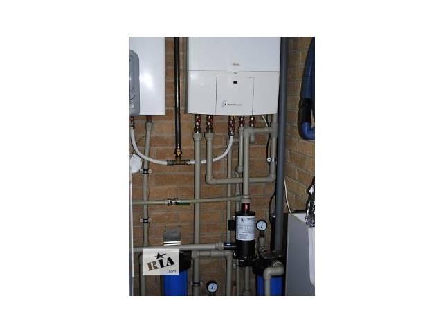 Электродный котел Обрий 12 кВт до 250 кв.м.- объявление о продаже  в Харькове