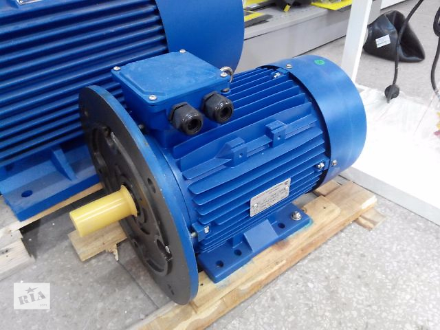 продам Электродвигатель АИР63В2 - 0,55кВт/3000 об/мин бу в Новой Каховке
