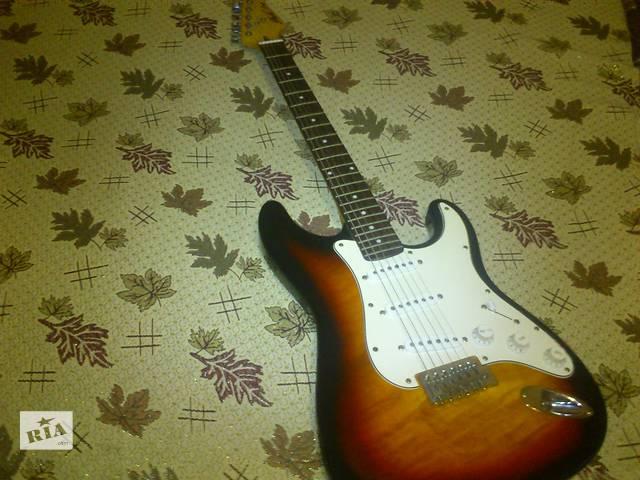 продам Электрогитара Phil Pro MS15 и усилитель гитарный IBANEZ IBZ10G бу в Киеве