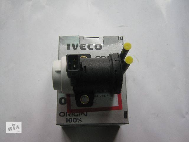 купить бу Электроклапан управления турбины Iveco Daily в Ковеле