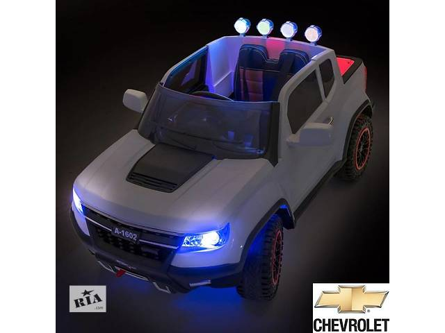 бу Электромобиль Chevrolet 1602, джип с EVA колёсами 4х4 и багажником в Львове