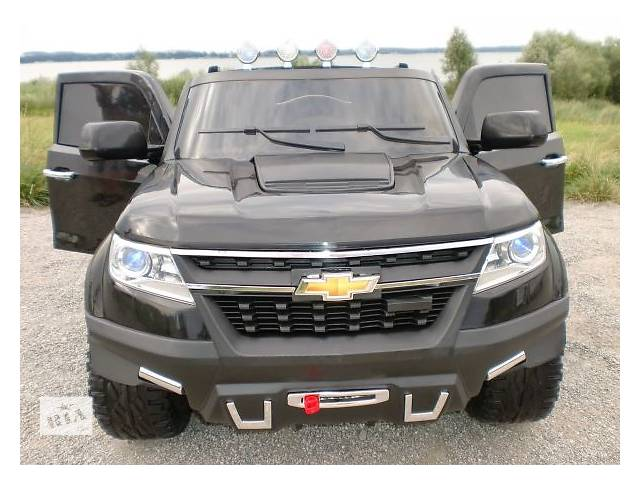 продам Электромобиль Chevrolet 1602, джип с EVA колёсами 4х4 и багажником бу в Львове