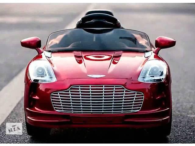 Электромобиль детский с EVA колесами Aston Martin M 2774 EBRS-3- объявление о продаже  в Одессе