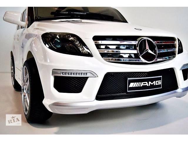 купить бу Электромобиль Mercedes-Benz ML 63 ELR-2 белый в Львове