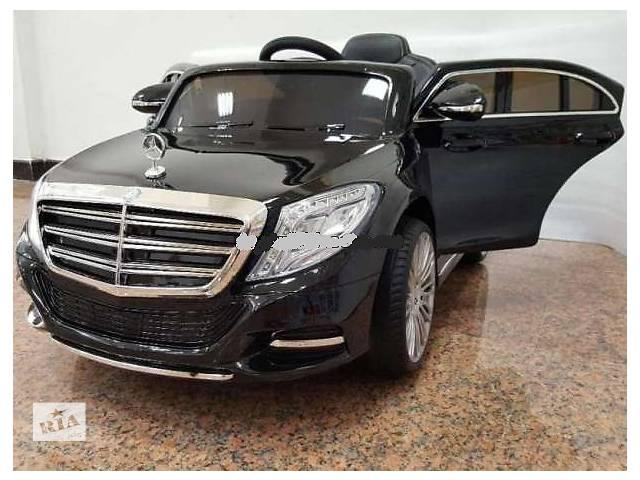 продам Электромобиль ZP 8003R Mercedes S600 колеса EVA кожаное сиденье бу в Днепре (Днепропетровск)