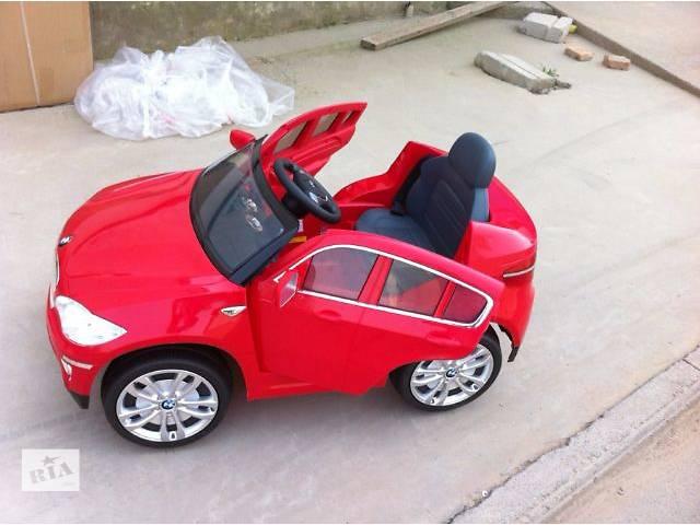 продам Электромобиль BMW JJ 258 (красная) бу в Львове