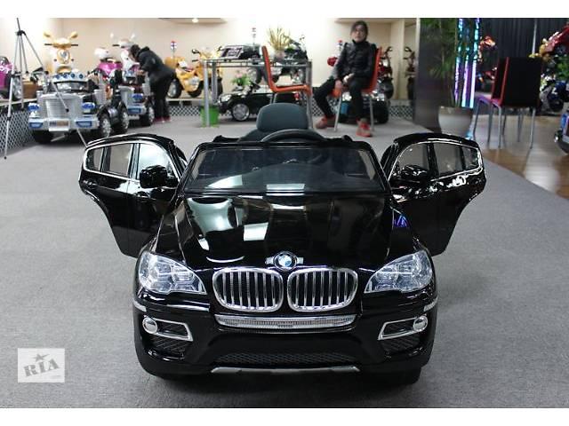 бу Электромобиль BMW JJ 258 (Черный) в Львове