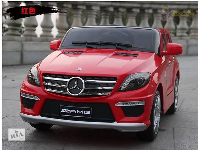 купить бу Электромобиль Mercedes ML 63 AMG в Львове