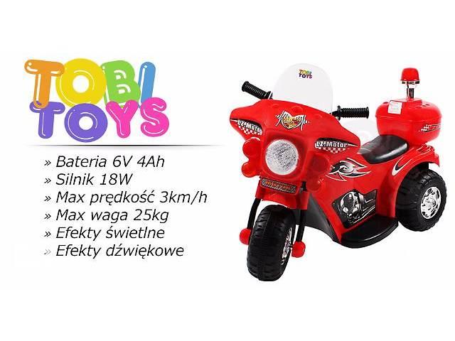 продам Электромотоцикл детский Tobi Toys M991(18W) бу в Тернополе