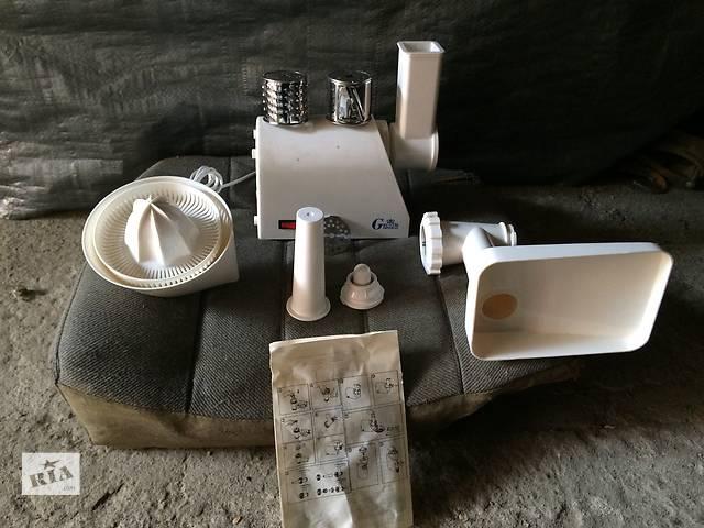 электромясорубка- объявление о продаже  в Умани