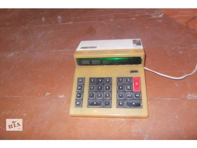 купить бу электроника мк-42 калькулятор в Тернополе