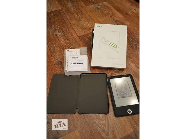 купить бу Электронная Книга Onyx BOOX T68 в подарок micro 4gb и фирм. зарядное в Херсоне