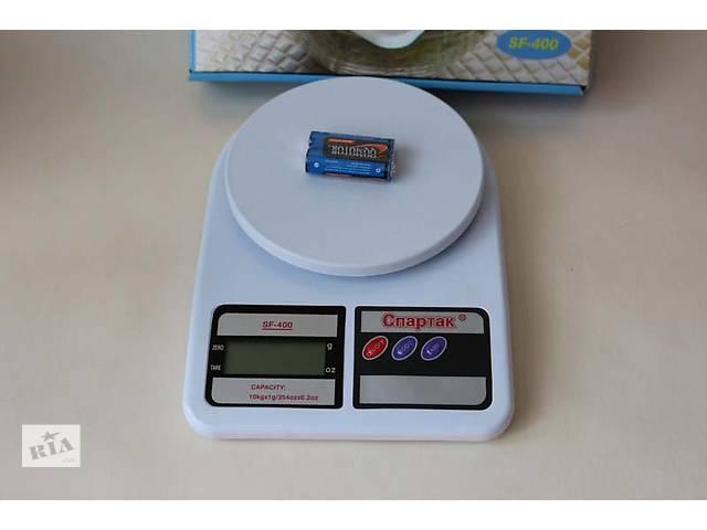 купить бу Электронные Весы для кухни ACS до 10 кг.  в Днепре (Днепропетровске)