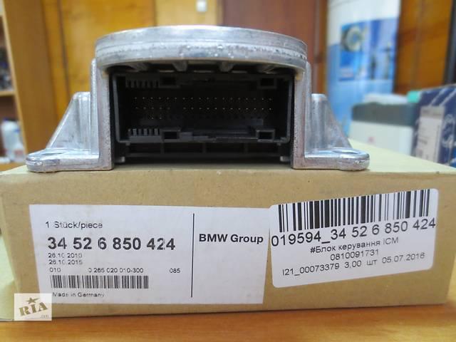 купить бу Электронный блок управления ICM для BMW X3 F25, 34526850424 в Одессе