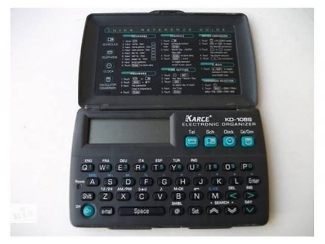 купить бу Электронный органайзер (Karce KD-1088) в Одессе