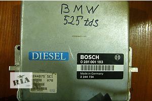 б/у Блок управления двигателем BMW 525