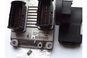 Блоки управления двигателем Opel Astra G