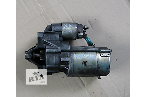 б/у Стартеры/бендиксы/щетки Peugeot 605