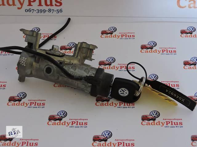 купить бу Электрооборудование двигателя Замок зажигания/контактная группа Легковой Volkswagen Caddy в Костополе