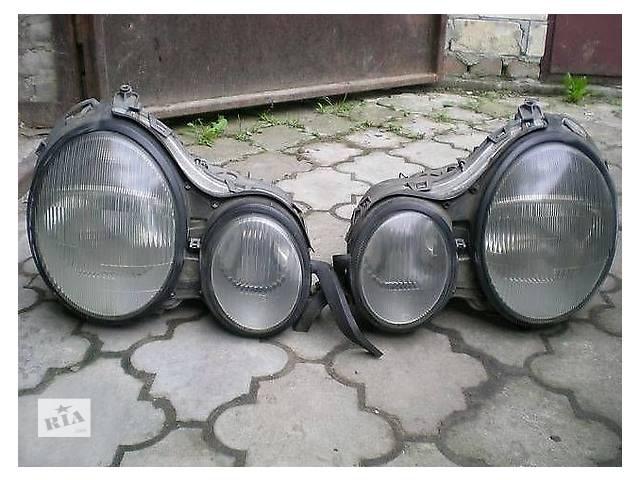 бу Электрооборудование кузова Фара Mercedes E-Class в Ужгороде