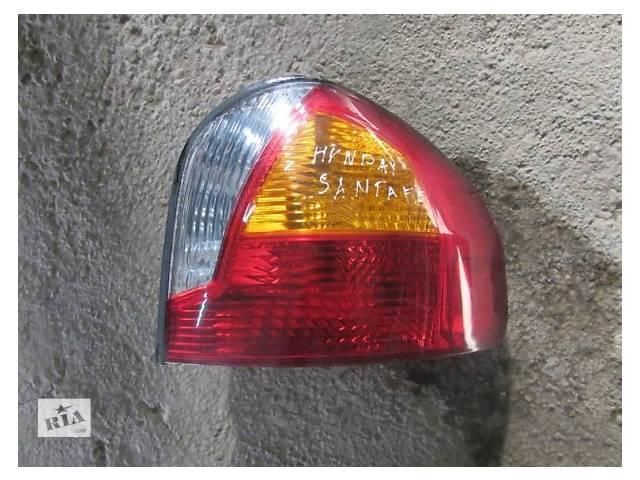 продам Электрооборудование кузова Фонарь задний Hyundai Santa FE бу в Ужгороде