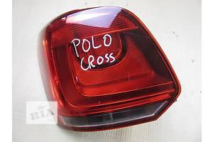 Фонари задние Volkswagen Cross Polo