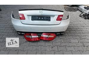 Фонари задние Mercedes E-Class