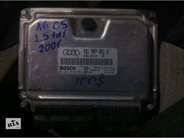 Электрооборудование двигателя Блок управления двигателем Легковой Audi A6 2.5 TDI- объявление о продаже  в Запорожье