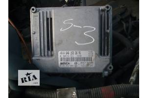 бу Блок управления двигателем Александрия