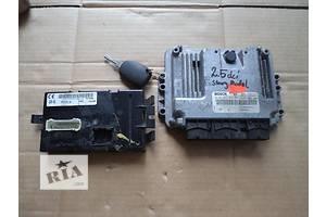 Блоки управления двигателем Renault Trafic