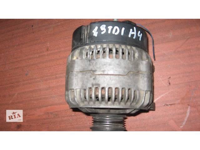Электрооборудование двигателя Генератор/щетки Легковой Audi A4 1997- объявление о продаже  в Запорожье