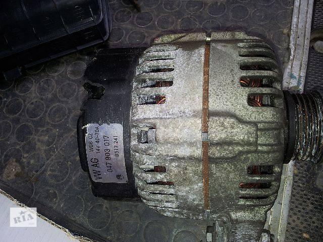 Электрооборудование двигателя Генератор/щетки Легковой Skoda Fabia 1.0  1.4- объявление о продаже  в Львове