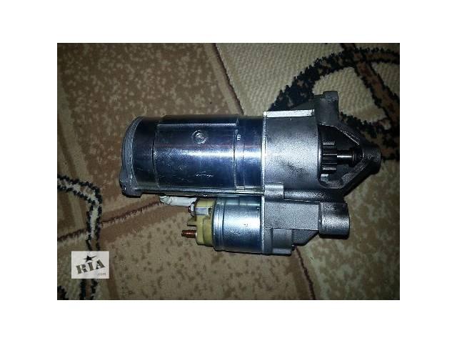 продам Электрооборудование двигателя Стартер/бендикс/щетки Легковой Citroen Berlingo пасс. бу в Тернополе