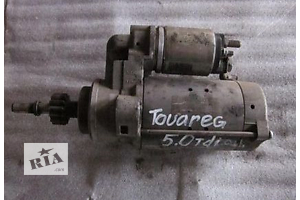 б/у Стартеры/бендиксы/щетки Volkswagen Touareg