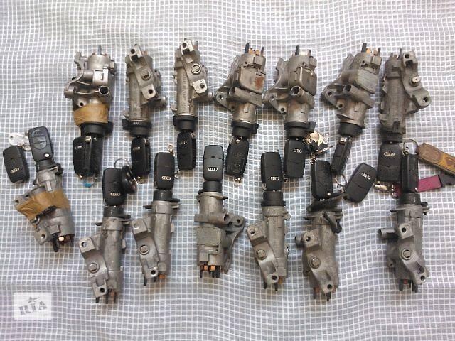 купить бу Электрооборудование двигателя Замок зажигания/контактная группа Легковой Audi A6 в Костополе
