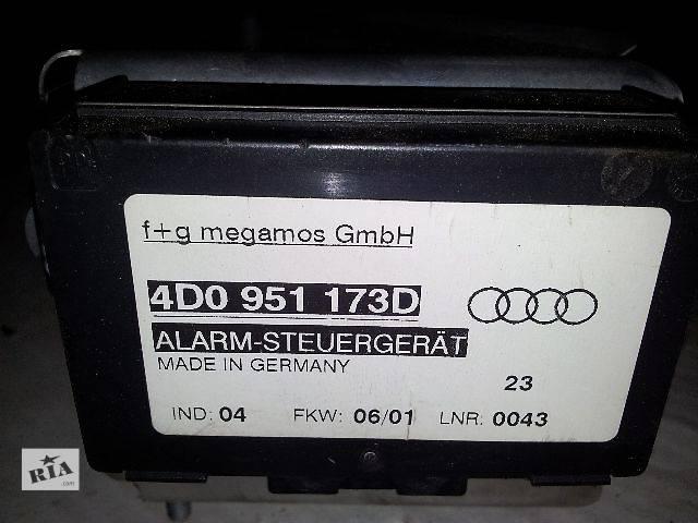 купить бу Электрооборудование кузова Блок управления Легковой Audi A8 сигнализации 4D0951173D в Львове