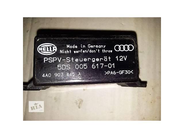 бу Электрооборудование кузова Блок управления зеркалами Легковой Audi A6 4A0907445A в Львове