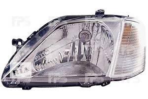 Новые Фары Dacia Logan
