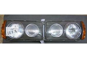 б/у Фары Mercedes 123
