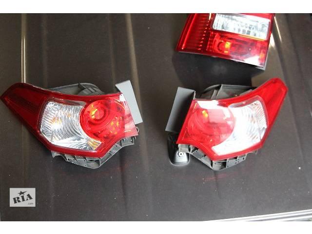 бу Электрооборудование кузова Фонарь задний Легковой Honda Accord 2010 в Ивано-Франковске