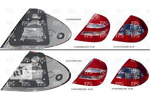Новые Фонари задние Mercedes E-Class