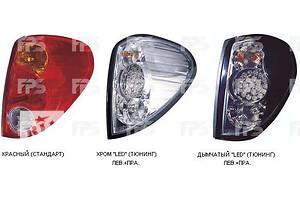 Новые Фонари задние Mitsubishi L 200
