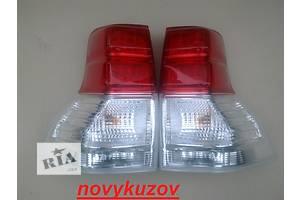 Новые Фонари задние Toyota Land Cruiser Prado 150