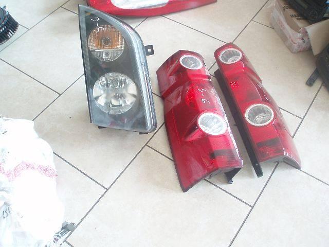 купить бу Электрооборудование кузова Фонарь задний Легковой Volkswagen Crafter в Александрие
