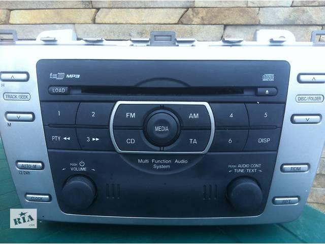 продам Электрооборудование кузова Радио и аудиооборудование/динамики Легковой Mazda 6 2009 бу в Львове