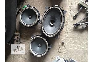 Радио и аудиооборудование/динамики Toyota Avensis