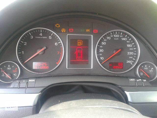 продам Электрооборудование кузова щиток приборов Легковой Audi A4 2002 бу в Запорожье